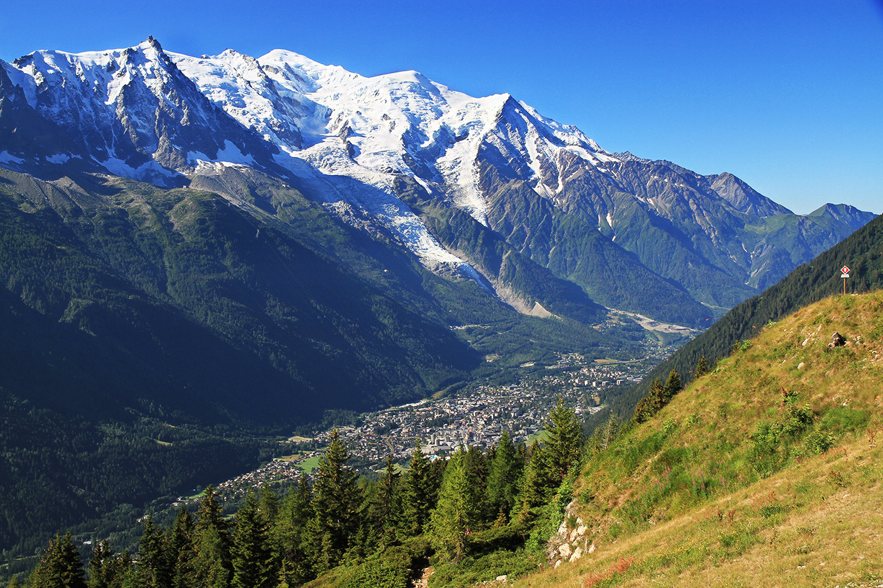 Haute montagne activité sportive