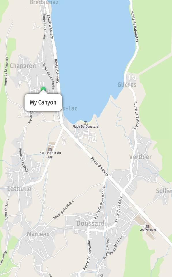 votre guide local au lac d'Annecy