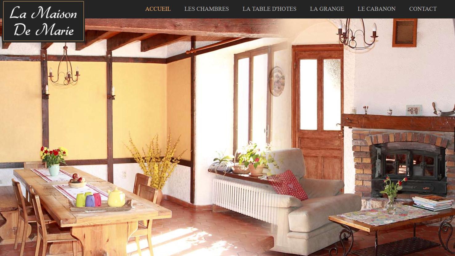 Maison de Marie Doussard