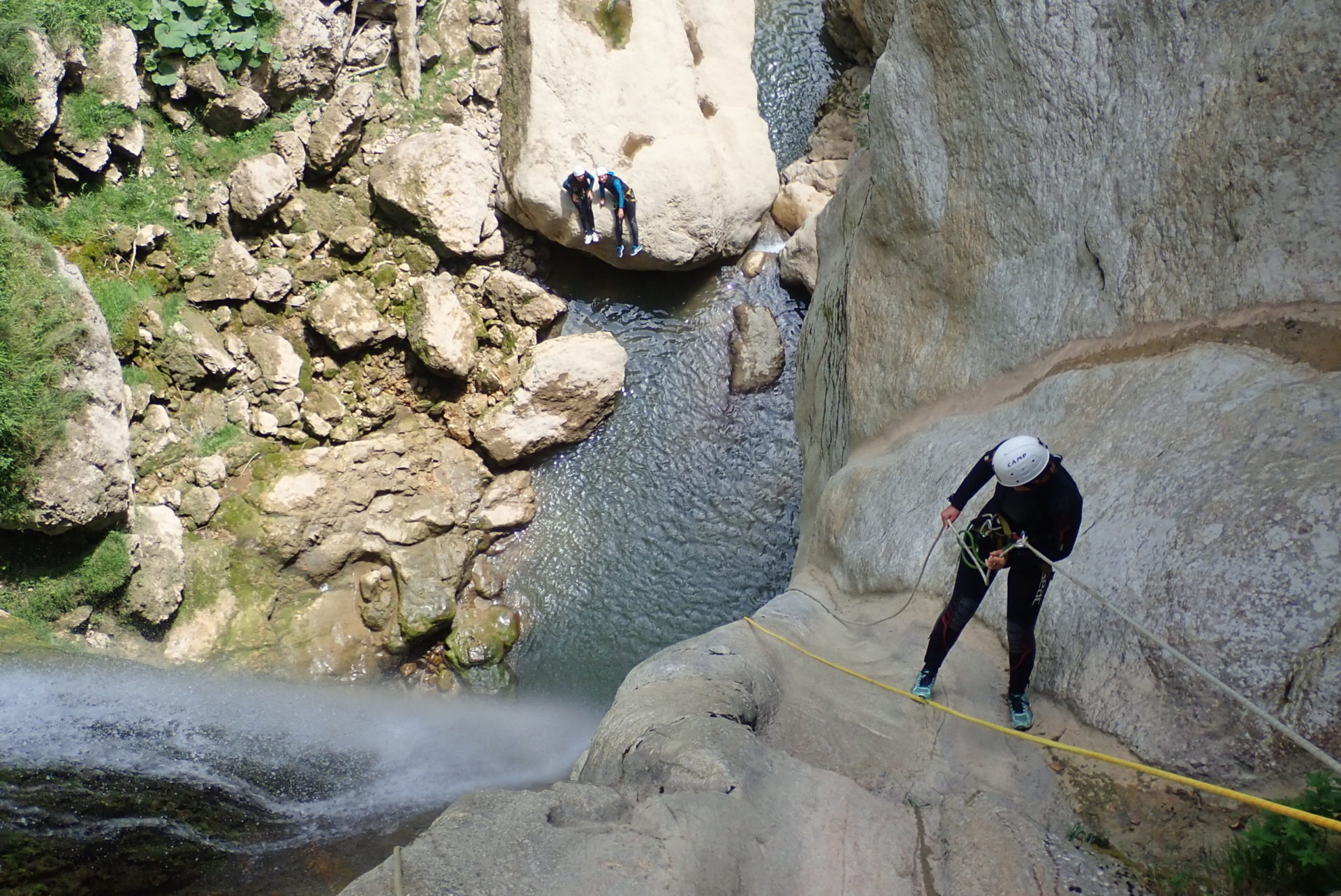 Canyoning à Doussard